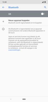 Nokia 7.1 - Android Pie - bluetooth - aanzetten - stap 7