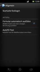 Sony Xperia T - Internet - Manuelle Konfiguration - 21 / 25