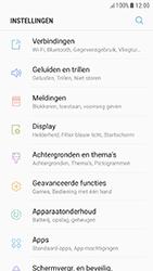 Samsung Galaxy A5 (2017) - Android Nougat - WiFi - Mobiele hotspot instellen - Stap 4