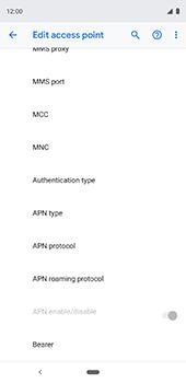 Google Pixel 3XL - Internet - Manual configuration - Step 13