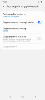 Samsung Galaxy S20 Plus - internet - mobiele data managen - stap 10