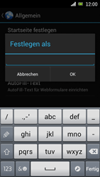 Sony Ericsson Xperia Ray mit OS 4 ICS - Internet - Apn-Einstellungen - 22 / 24