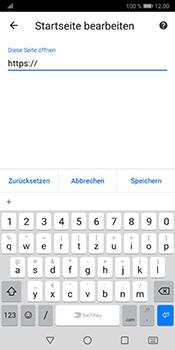 Huawei Mate 10 Pro - Android Pie - Internet und Datenroaming - Manuelle Konfiguration - Schritt 26