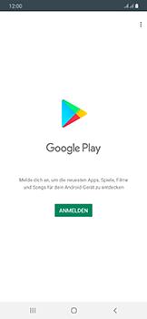 Samsung Galaxy A50 - Apps - Einrichten des App Stores - Schritt 4