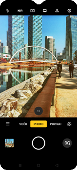 Oppo A9 2020 - Photos, vidéos, musique - Prendre une photo - Étape 12