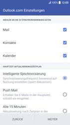 HTC 10 - E-Mail - Konto einrichten (outlook) - Schritt 8