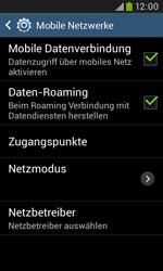 Samsung S7580 Galaxy Trend Plus - Ausland - Im Ausland surfen – Datenroaming - Schritt 10