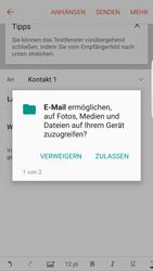 Samsung G925F Galaxy S6 edge - Android M - E-Mail - E-Mail versenden - Schritt 11