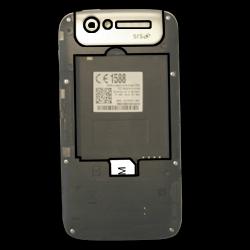 BASE Lutea 3 - SIM-Karte - Einlegen - Schritt 4