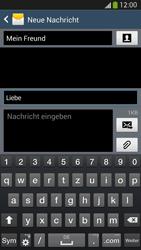 Samsung I9505 Galaxy S4 LTE - MMS - Erstellen und senden - Schritt 14