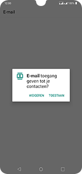 LG lg-q60-dual-sim-lm-x525eaw - E-mail - Account instellen (POP3 met SMTP-verificatie) - Stap 21