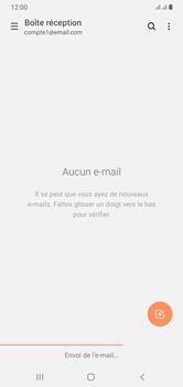 Samsung Galaxy A10 - E-mails - Envoyer un e-mail - Étape 21