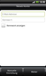HTC A9191 Desire HD - E-Mail - Konto einrichten - Schritt 6
