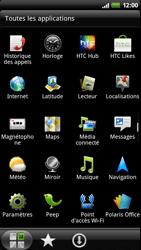 HTC Z710e Sensation - SMS - configuration manuelle - Étape 3