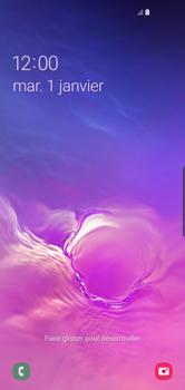 Samsung Galaxy S10e - Téléphone mobile - Comment effectuer une réinitialisation logicielle - Étape 5
