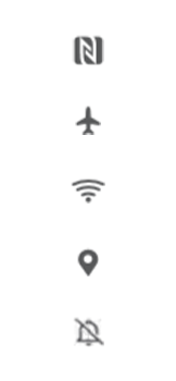 Huawei Nova 5T - Premiers pas - Comprendre les icônes affichés - Étape 26