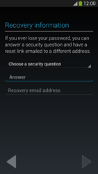 Samsung Galaxy S 4 LTE - Applications - Setting up the application store - Step 12