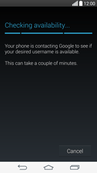 LG G3 - Applications - Setting up the application store - Step 9