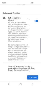 Samsung Galaxy S10e - E-Mail - Konto einrichten (gmail) - 12 / 18