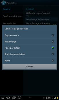 Samsung P3100 Galaxy Tab 2 7-0 - Internet - Configuration manuelle - Étape 21