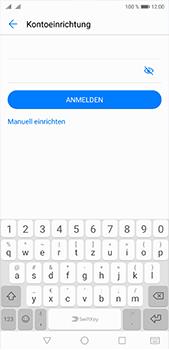 Huawei P20 Pro - E-Mail - Manuelle Konfiguration - Schritt 6