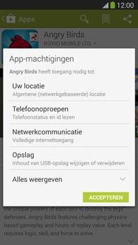 Samsung N9005 Galaxy Note III LTE - Applicaties - Downloaden - Stap 18