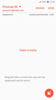 Samsung Galaxy J7 (2016) (J710) - E-mail - Account instellen (POP3 zonder SMTP-verificatie) - Stap 5