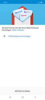 Samsung Galaxy Note 20 5G - E-Mail - Manuelle Konfiguration - Schritt 6