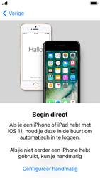 Apple iPhone 5s - iOS 11 - Toestel - Toestel activeren - Stap 9