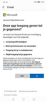 Huawei Mate 20 Lite - e-mail - handmatig instellen - stap 7