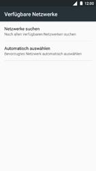 Nokia 3 - Netzwerk - Manuelle Netzwerkwahl - Schritt 7