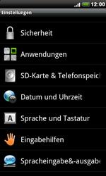HTC Desire - Fehlerbehebung - Handy zurücksetzen - 0 / 0