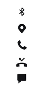 Samsung Galaxy S10 Plus - Premiers pas - Comprendre les icônes affichés - Étape 13
