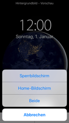Apple iPhone 5s - iOS 11 - Hintergrund - 8 / 9