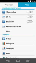 Huawei Ascend P6 LTE - bluetooth - headset, carkit verbinding - stap 4