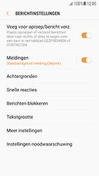 Samsung Galaxy A5 (2016) - Android Nougat - sms - handmatig instellen - stap 6