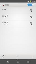 Sony Xperia Z1 Compact - WiFi - Configurazione WiFi - Fase 6