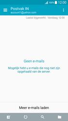 Samsung A500FU Galaxy A5 - E-mail - handmatig instellen (yahoo) - Stap 4