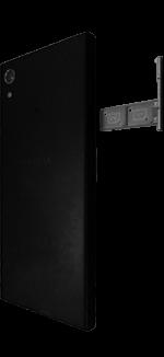 Sony Xperia XA1 - SIM-Karte - Einlegen - 2 / 2