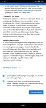 Sony Xperia 1 - Apps - Konto anlegen und einrichten - Schritt 17