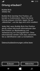 Microsoft Lumia 640 - Apps - Konto anlegen und einrichten - 9 / 26
