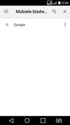 LG K4 (2017) - Internet - Internet gebruiken - Stap 13