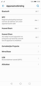 Huawei P20 Pro - Bluetooth - koppelen met ander apparaat - Stap 6
