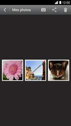 Bouygues Telecom Ultym 5 - Photos, vidéos, musique - Envoyer une photo via Bluetooth - Étape 4