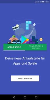Huawei Mate 10 Lite - Apps - Konto anlegen und einrichten - 17 / 19
