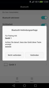 Huawei Mate S - Bluetooth - Geräte koppeln - Schritt 8