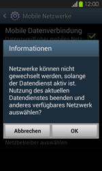Samsung I9100 Galaxy S2 mit Android 4.1 - Netzwerk - Netzwerkeinstellungen ändern - Schritt 8
