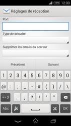 Sony D2203 Xperia E3 - E-mail - Configuration manuelle - Étape 9