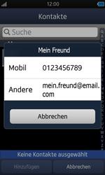 Samsung Wave - MMS - Erstellen und senden - 1 / 1