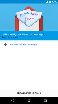 Nokia 6 (2018) - E-mail - Handmatig instellen (outlook) - Stap 5